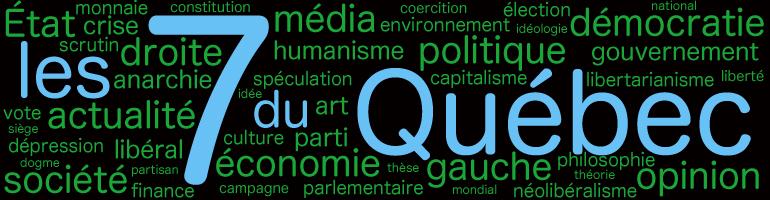 Les 7 du Québec