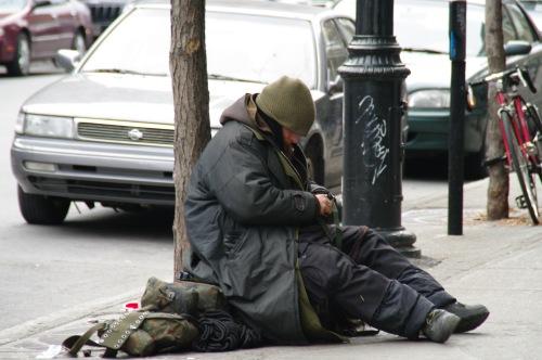 La pauvreté est un encombrement !