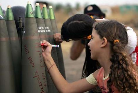 israeli-kids-signing-bombs