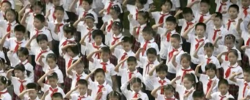 Chinese childrens