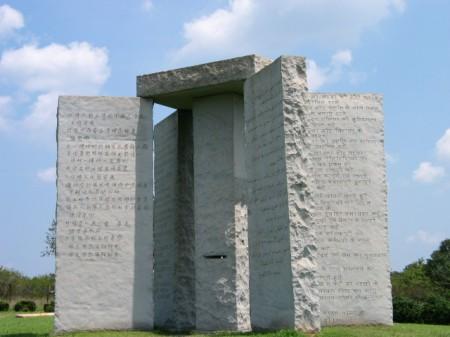 monumen misterius